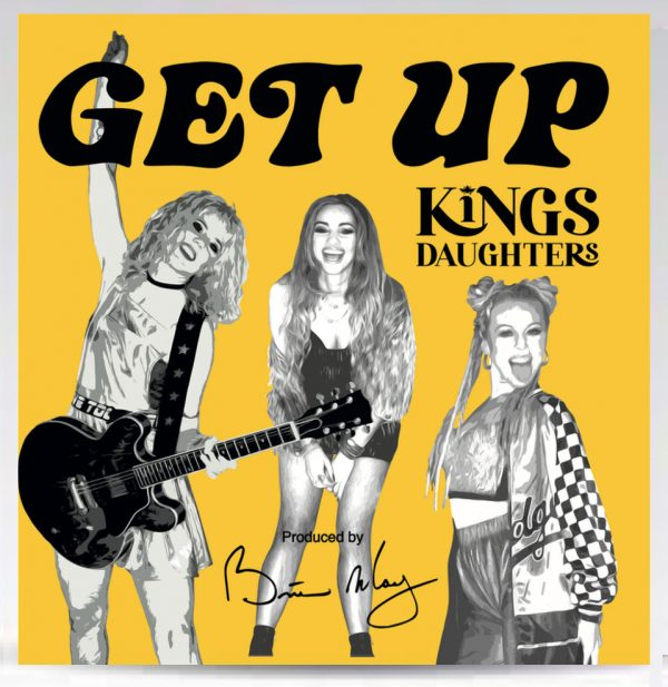 Get Up - DVD/CD